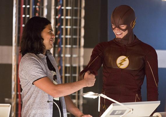 Imagen de The Flash 2x03: Family of Rogues