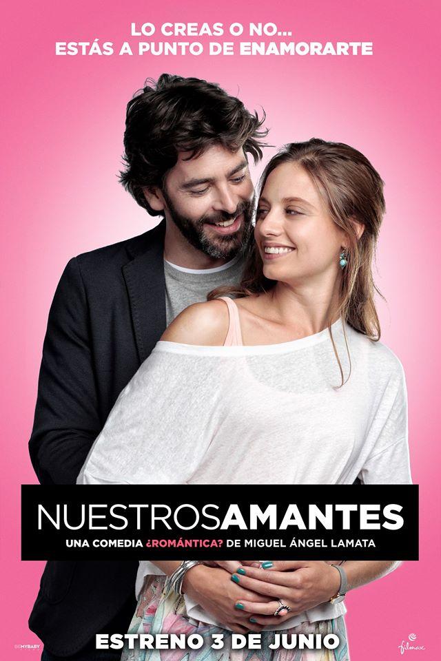 Nuestros Amantes Nuevos Pósters De La Comedia Romántica Del Verano
