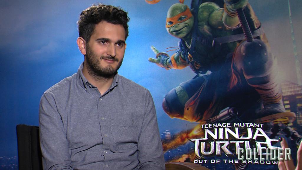 Dave Green Ninja Turtles Dos Fuera De Las Sombras