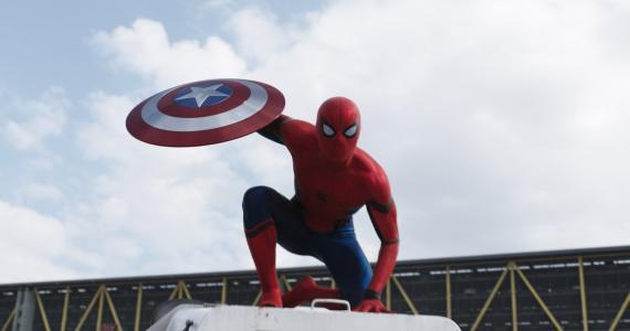 Imagen de Capitán América: Civil War (2016)