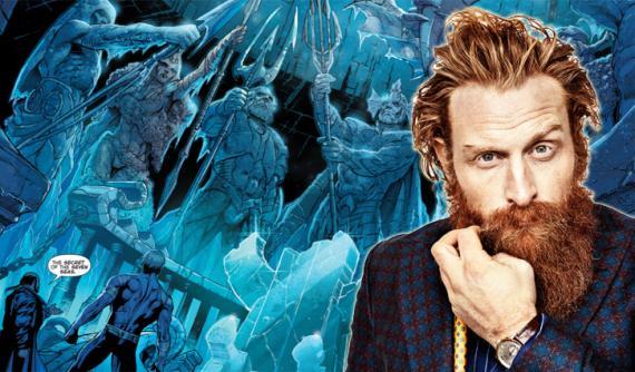 Kristofer Hivju se une al reparto de Justice League como un rey atlante