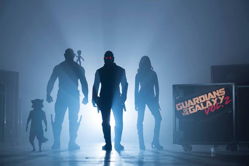 Guardianes de la galaxia 2 abc