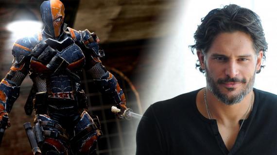 Joe Manganiello candidato a interpretar a Deathstroke en Escuadrón Suicida (2016)