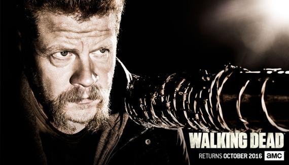 Imagen promocional de la séptima temporada de The Walking Dead