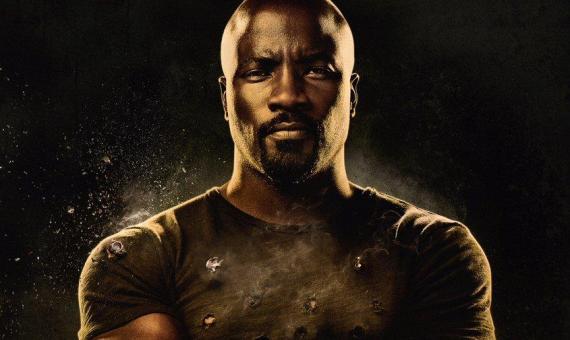Recorte del póster de Marvel's Luke Cage