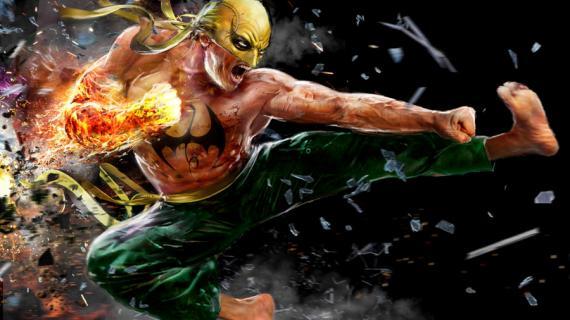 Imagen de Puño de Hierro / Iron Fist de Marvel Cómics