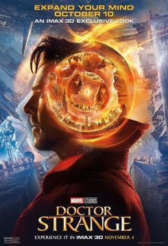 Póster IMAX de Doctor Strange (2016)