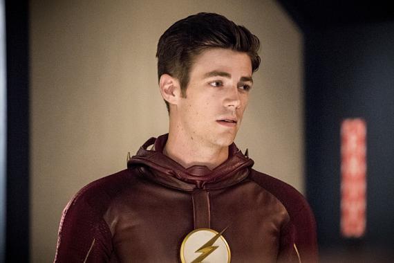 Imagen de The Flash 3x02: Paradox