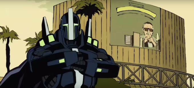 The Reflection, proyecto animado de Stan Lee