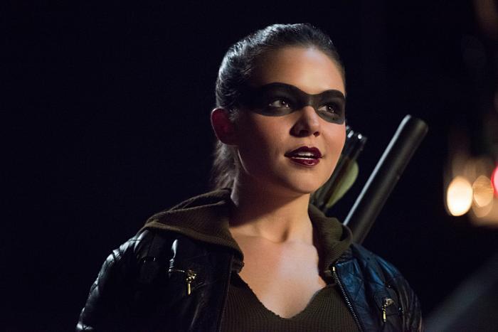 Imagen de Arrow 5×05: Human Target