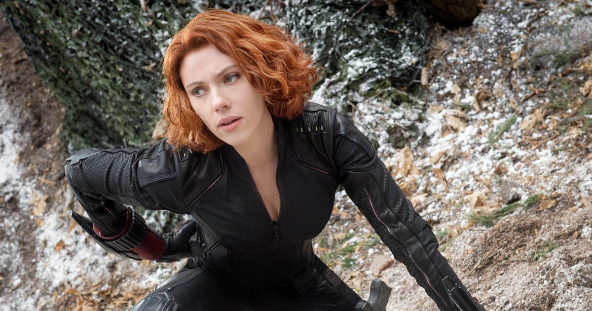 Scarlett Johansson Viuda Ngera