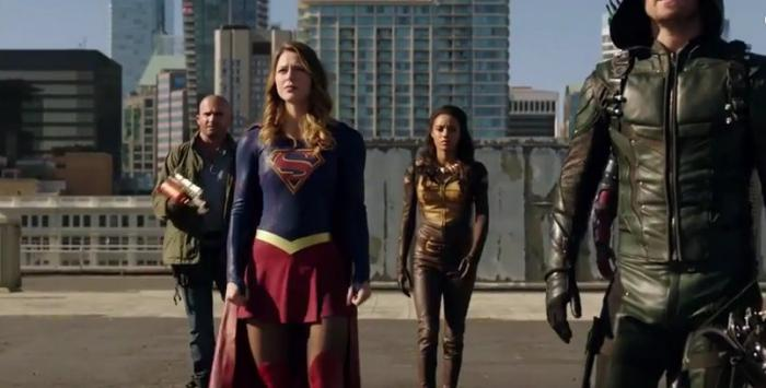 Captura del trailer de la segunda temporada de DC's Legends of Tomorrow