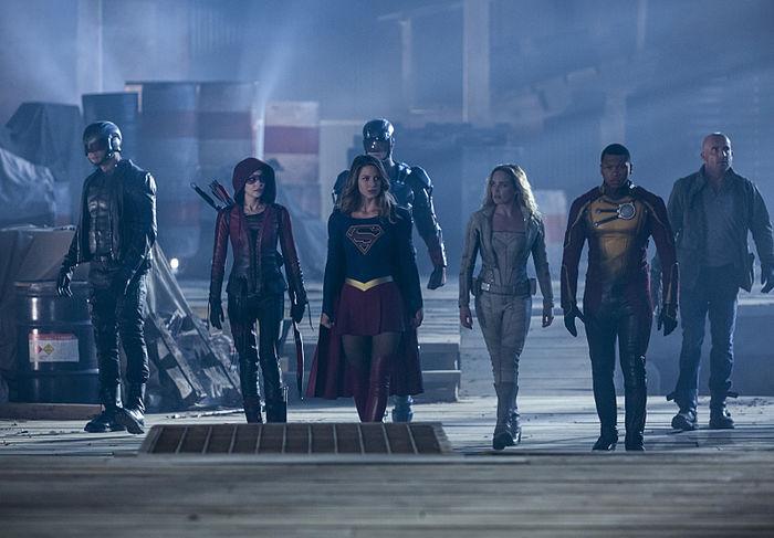 Imagen de The Flash 3x08: Invasion!