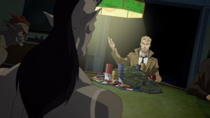 Matt Ryan comparte una imagen de Constantine en Justice League Dark