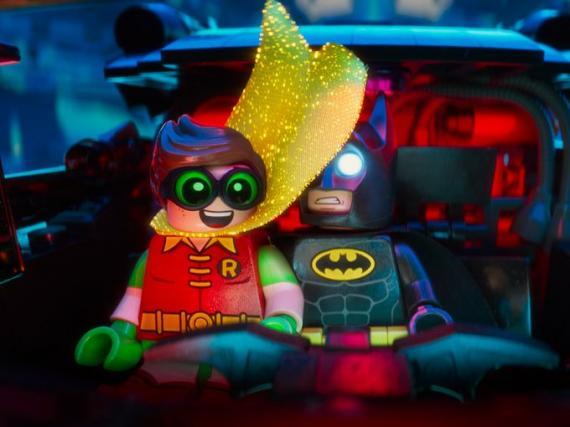 Imagen de The LEGO Batman Movie (2017)
