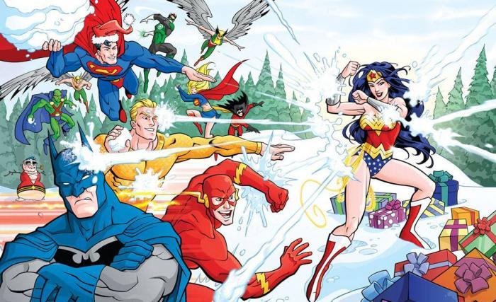 Blog de Superhéroes os desea Feliz Navidad 2016