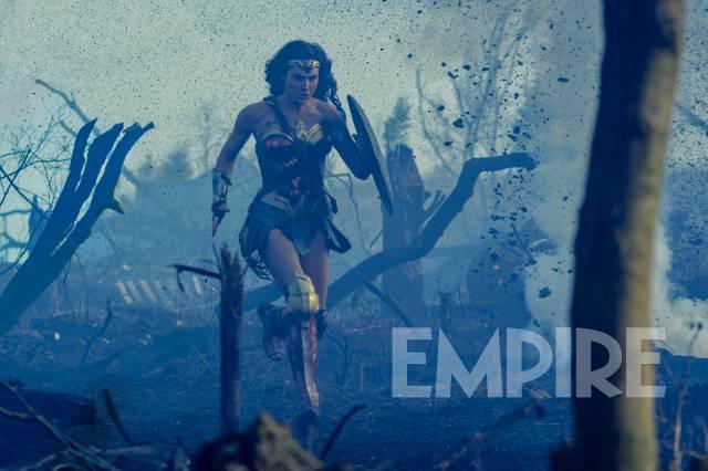 Nueva imagen de la película de Wonder Woman