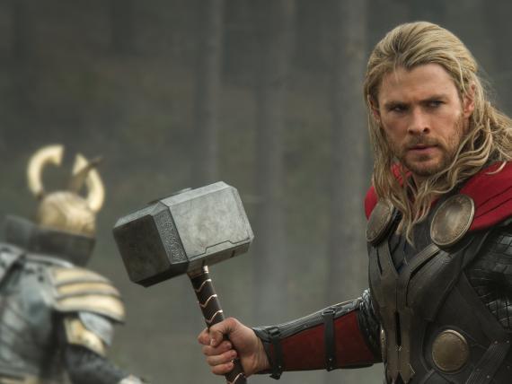 Imagen de Thor: El Mundo Oscuro / Thor: The Dark World (2013)