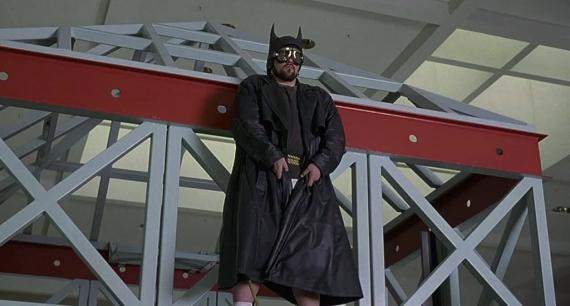 Kevin Smith en la película Mallrats (1995)
