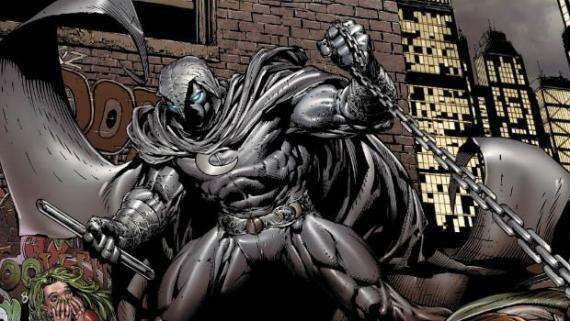 Moon Knight en los cómics de Marvel