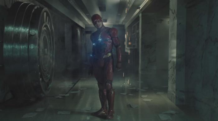 Cameo de Flash en Escuadrón Suicida (2016)