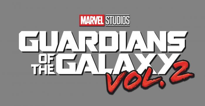 Logo de Guardianes de la Galaxia Vol. 2