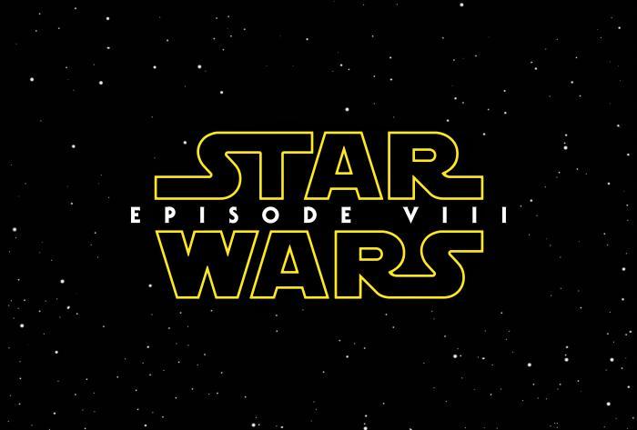 Logo de Star Wars: Episodio VIII