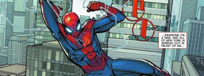 Asombroso Spider-Man 121 - Interior de Giuseppe Camuncoli