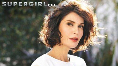 Teri Hatcher aparecerá en Supergirl como villana