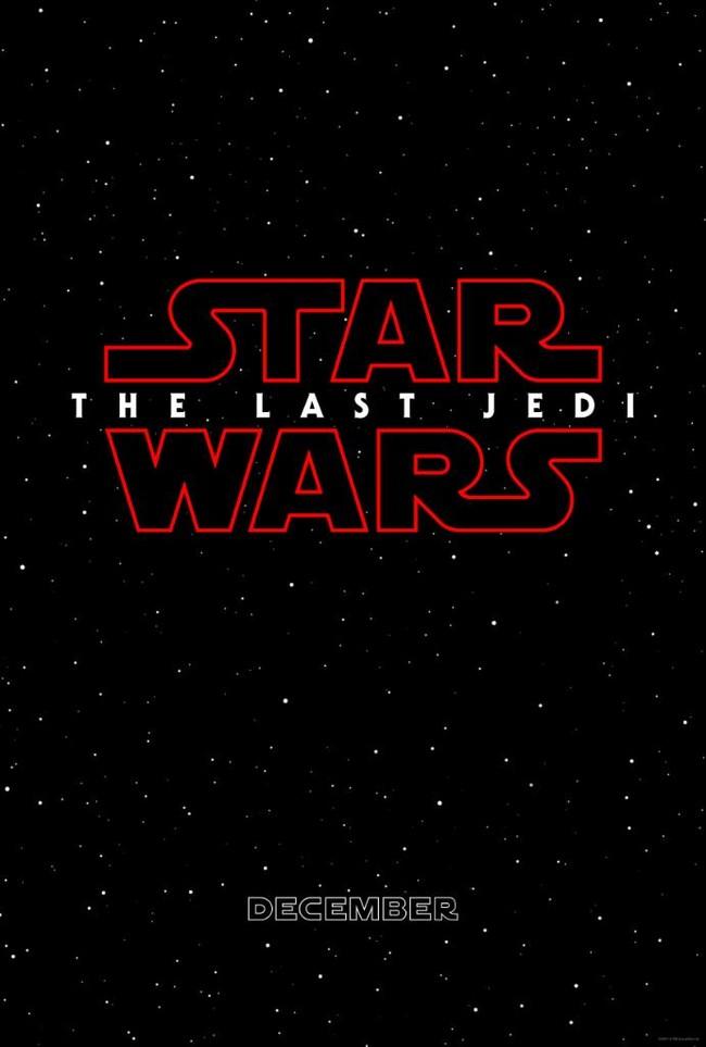 Teaser póster del Episodio VIII