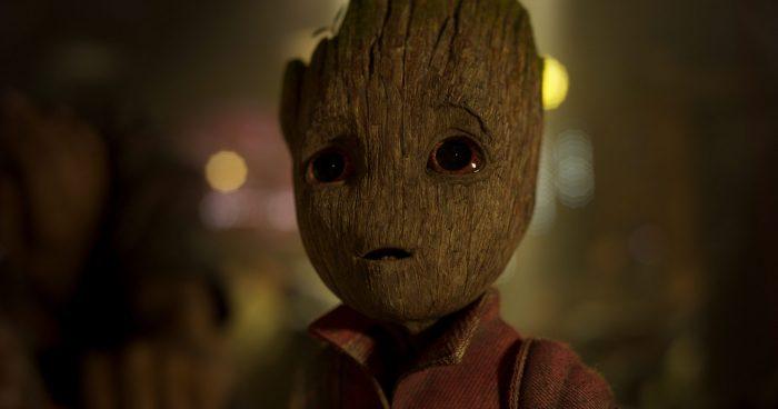 Baby Groot en 'Guardianes de la Galaxia Vol. 2' estará en 'Vengadores: La Guerra del Infinito'