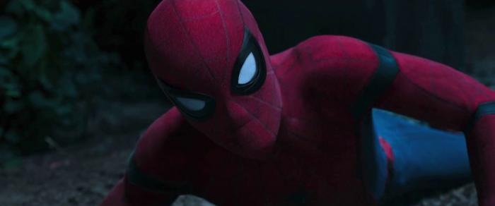 Captura del trailer de Spider-Man: Homecoming (2017)