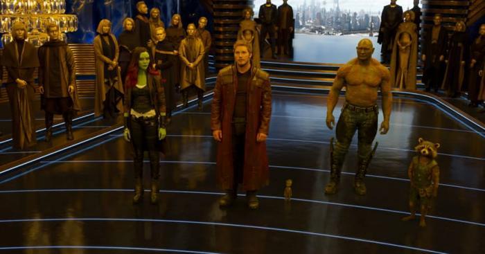 Imagen de Guardianes de la Galaxia Vol. 2 (2017)