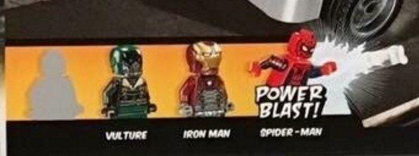 Set de LEGO de Spider-Man: Homecoming (2017)