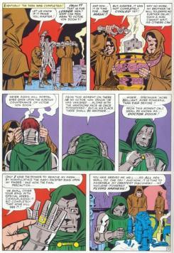 Imagen de Fantastic Four Annual #2, por Stan Lee y Jack Kirby