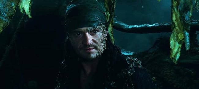Will Turner regresa en Piratas del Caribe 5