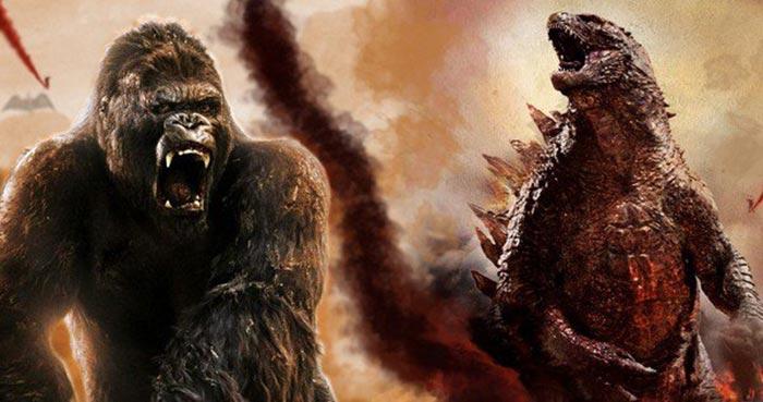 Godzilla en 'Kong: Skull Island' (La Isla Calavera)