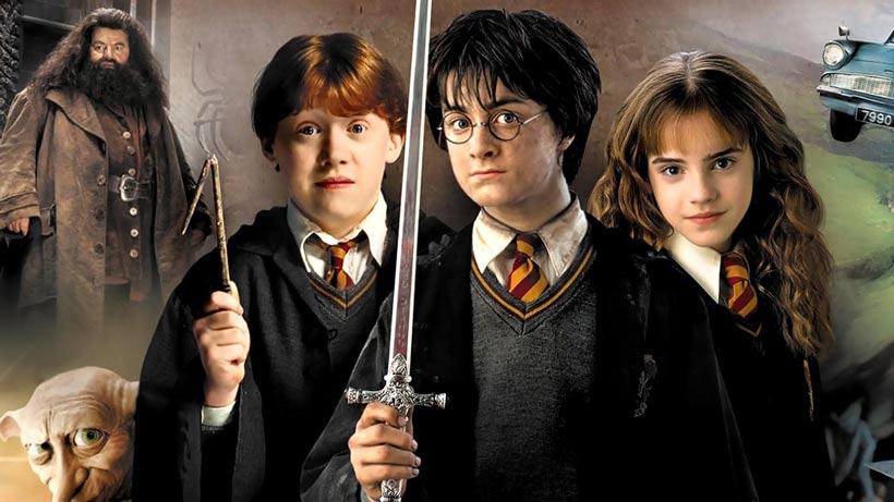 Ranking de las películas de Harry Potter - My CMS