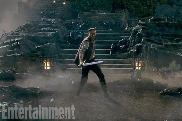 Nuevo tráiler 'Rey Arturo: La leyenda de Excalibur': El origen del rey