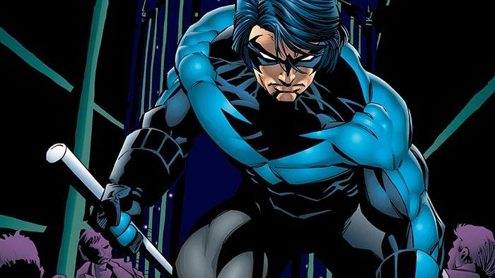 Así podría ser el aspecto de Nightwing en las películas de DC Comics