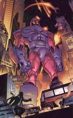 Imagen de los Centinelas de los cómics