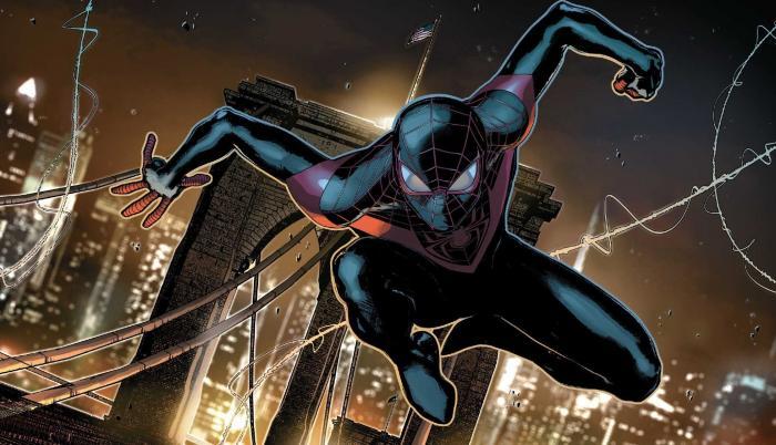 Miles Morales es Spider-Man