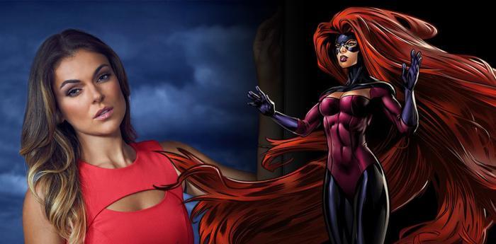 Serinda Swan será Medusa en Marvel