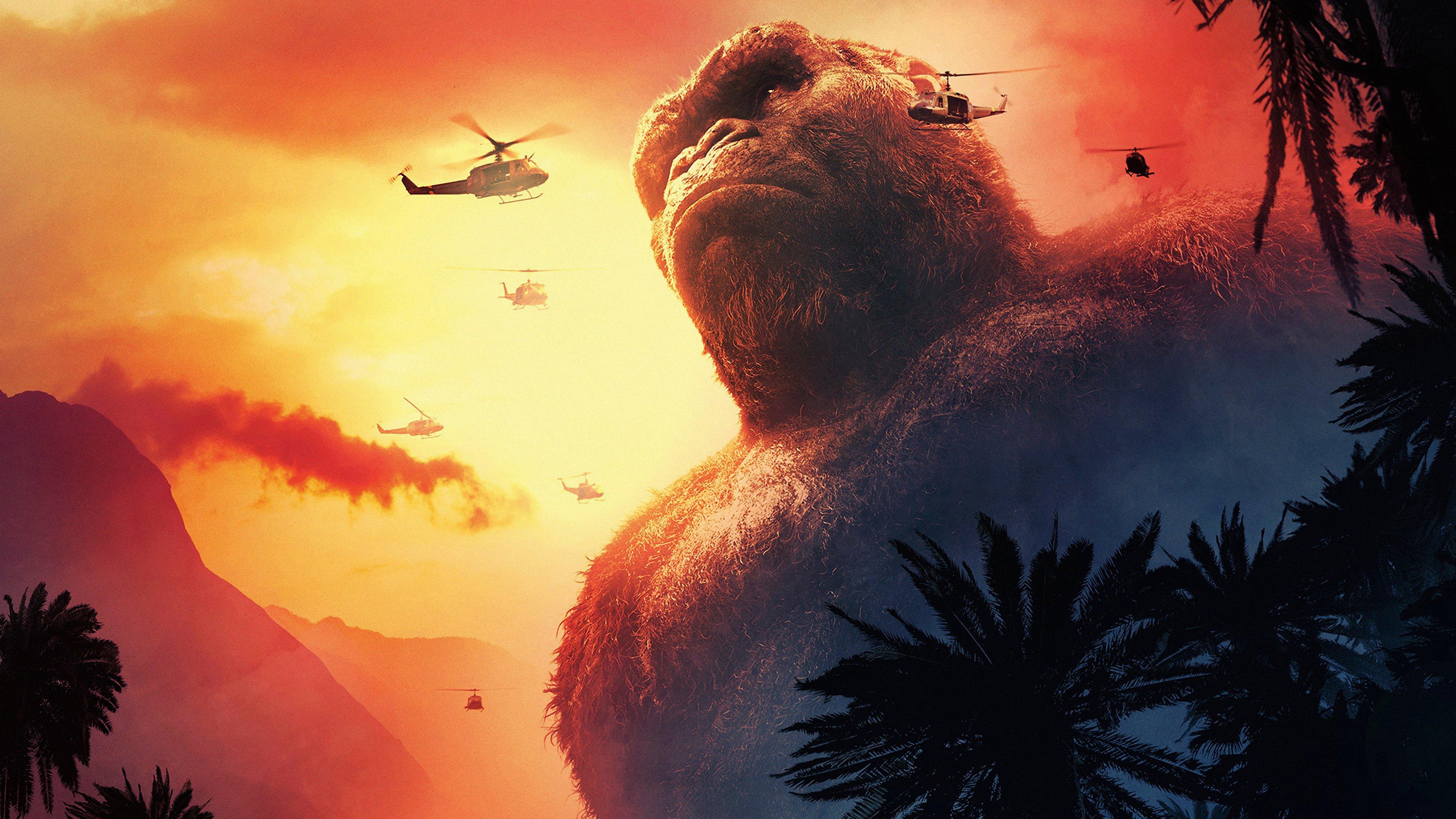 Cartelera: 'Kong: Skull Island' encabeza los estrenos de esta semana