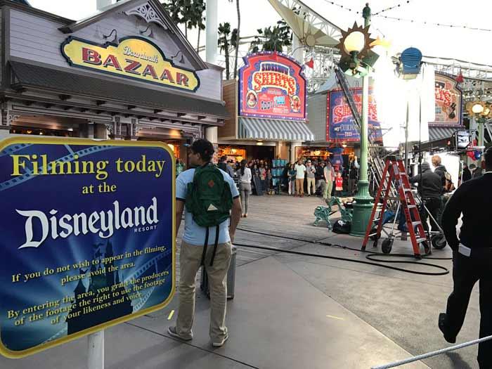 Filtradas las imágenes de 'Spider-Man: Homecoming' en Disneyland