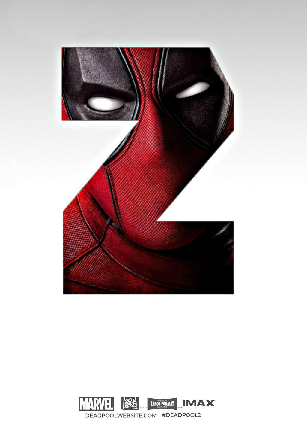 Poster de 'Deadpool 2'
