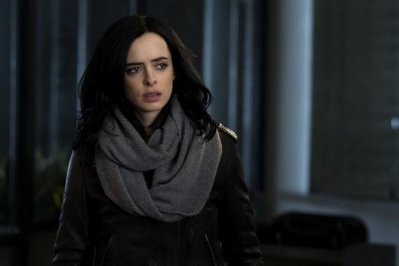Imagen de la primera temporada de Marvel's Jessica Jones (2015 - ?), Jessica