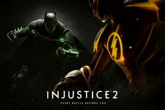 Póster de Injustice 2