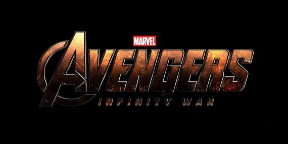 Logo no oficial de Avengers: Infinity War (2018)