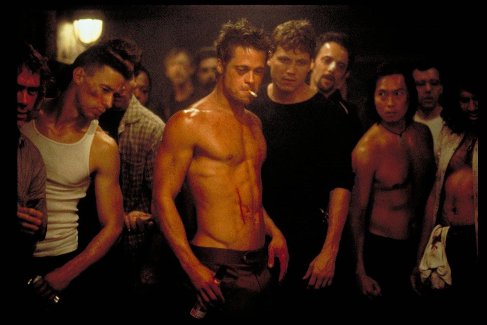 'El Club de la Lucha' (David Fincher, 1999)